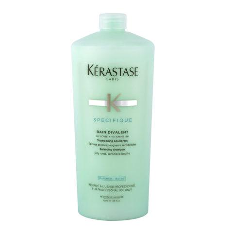 Kerastase Specifique Bain Divalent 1000ml - Shampoo Double Action