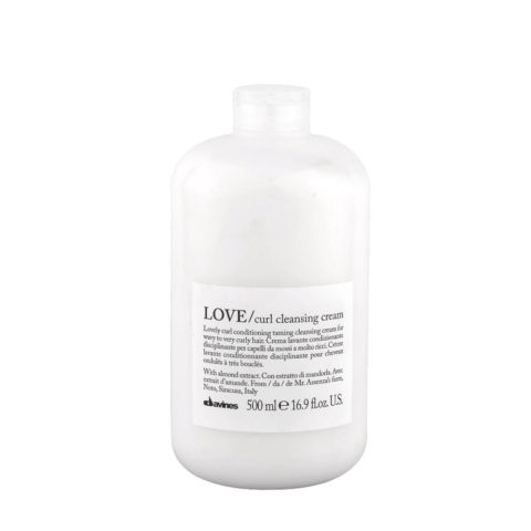 Davines Essential haircare Love curl Cleansing cream 500ml