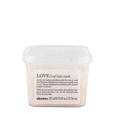 Davines Essential haircare Love curl hair mask 250ml