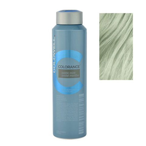 Pastel Mint Goldwell Colorance can 120ml