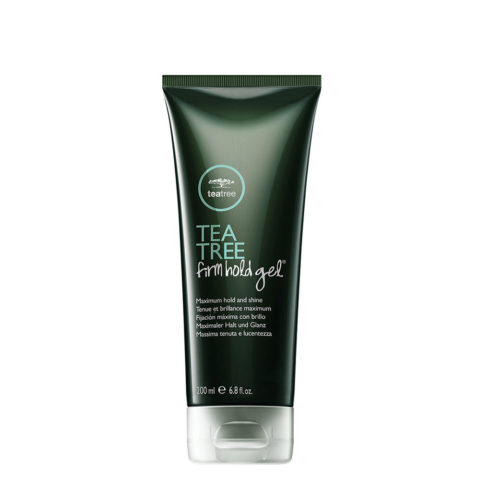 Paul Mitchell Tea tree Special Firm hold gel 200ml - strong sealing gel