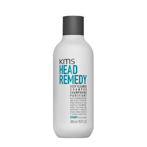 KMS Head Remedy Deep cleanse Shampoo 300ml - Deep Cleansing Shampoo