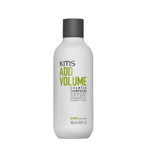 KMS Add Volume Shampoo 300ml - Volumising Shampoo Fine Hair
