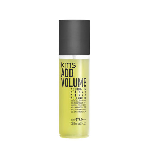 KMS Add Volume Volumizing Spray 200ml - Volume Spray