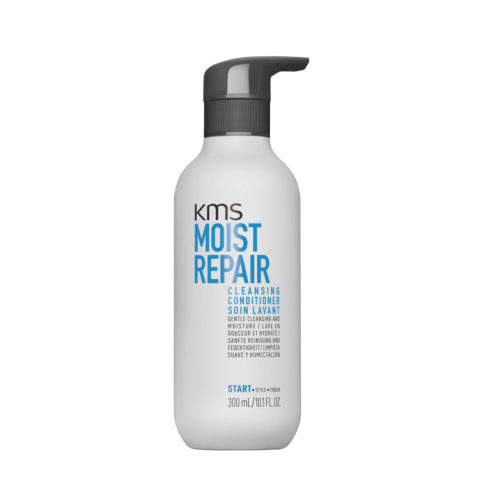 KMS Moist Repair Cleansing Conditioner 300ml Repair Hair Conditioner