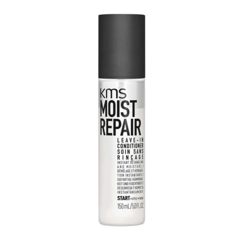 KMS Moist Repair Leave-in Conditioner 150ml - Non - Rinse Conditioner Moisturizes and Detangles