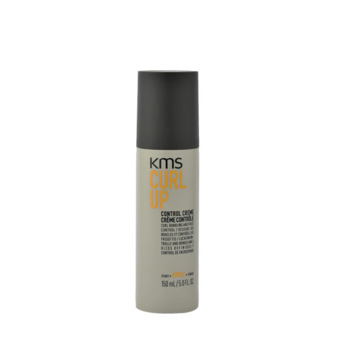 KMS Curl Up Control Creme 150ml - Curl Cream