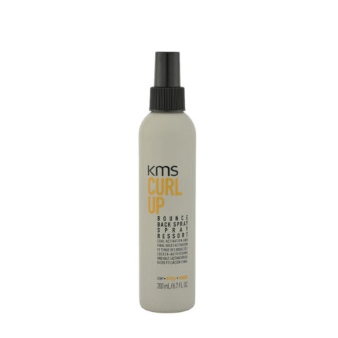 KMS Curl Up Bounce Back Spray 200ml - Curl Activator