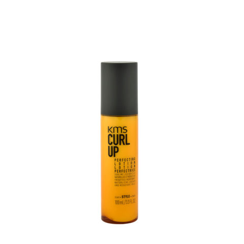 KMS Curl Up Perfecting Lotion 100ml - Curly Hair Serum
