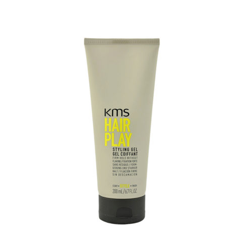 KMS Hair Play Styling Gel 200ml