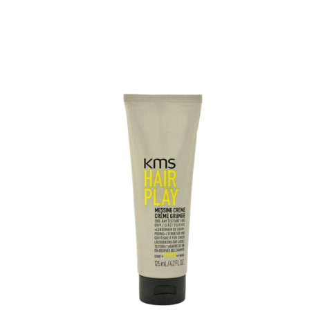 KMS Hair Play Messing Creme 125ml Light Modelling Paste Hair