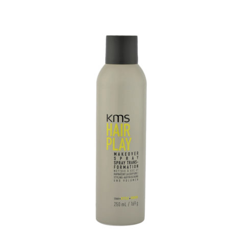 KMS Hair Play Makeover spray 250ml - Dry Shampoo