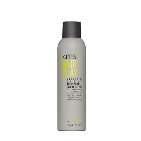 KMS HairPlay Makeover spray 250ml - Dry Shampoo