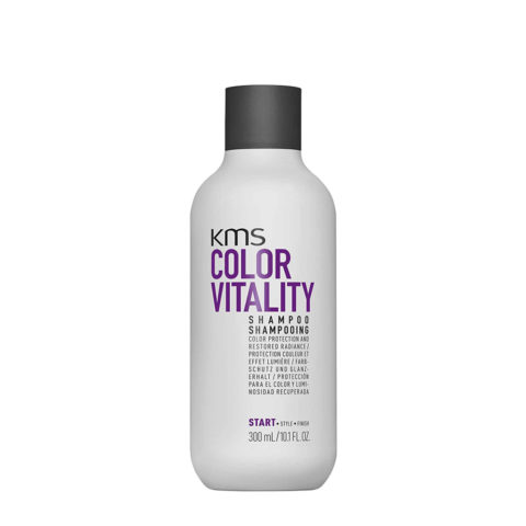 KMS Color Vitality Shampoo 300ml - colour protection shampoo