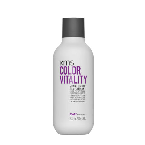 KMS Color Vitality Conditioner 250ml - Hair Conditioner Colored Hair