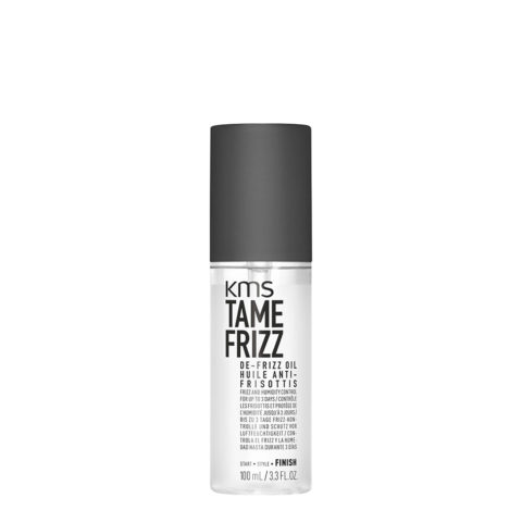 KMS Tame Frizz De-Frizz Oil 100ml - Anti Frizz Oil