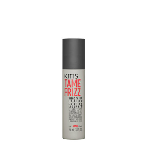 KMS Tame Frizz Smoothing lotion 150ml - Hair Smoothing Cream