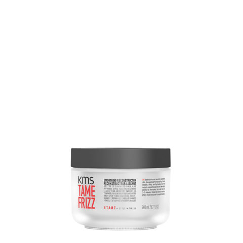 KMS Tame Frizz Smoothing reconstructor 200ml Hair Mask For Damaged Hair