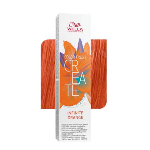 Wella Color fresh Create Infinite orange 60ml