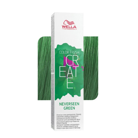 Wella Color fresh Create Neverseen green 60ml