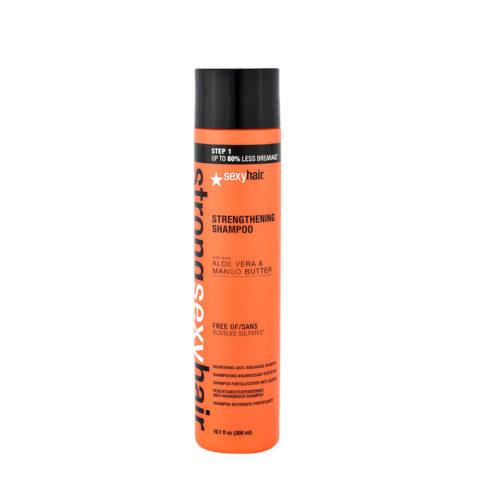 Strong Sexy Hair Strenghtening shampoo 300ml - restructuring shampoo