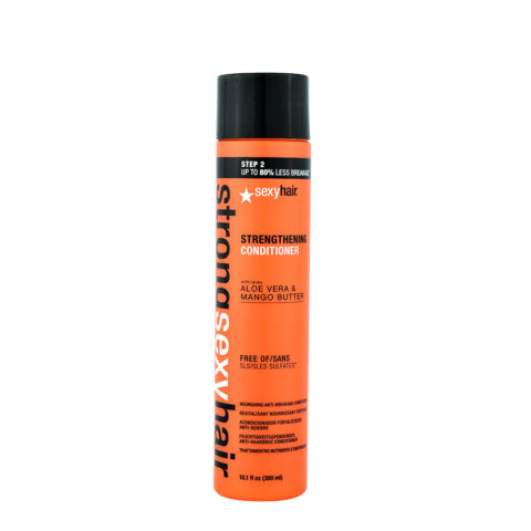 Strong Sexy Hair Strenghtening conditioner 300ml - restructuring Conditioner