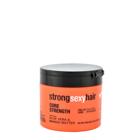 Strong Sexy Hair Core strength 200ml - restructuring moisturizing mask
