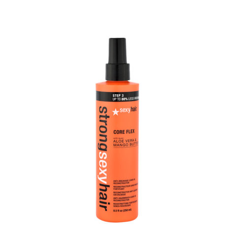 Strong Sexy Hair Core flex 250ml - restructuring spray without rinsing