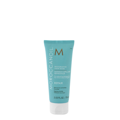 Moroccanoil Restorative hair mask 75ml - repair mask