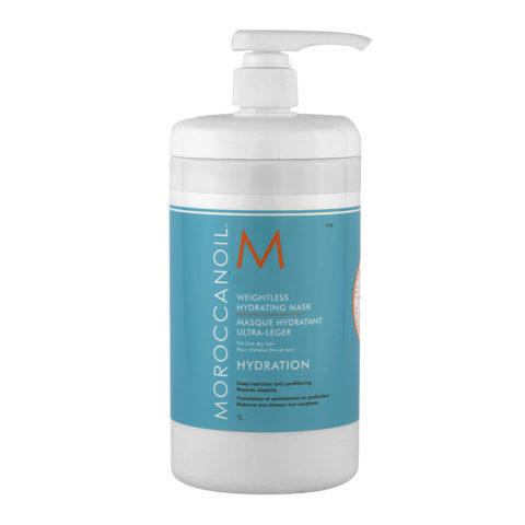 Moroccanoil Weightless hydrating mask 1000ml