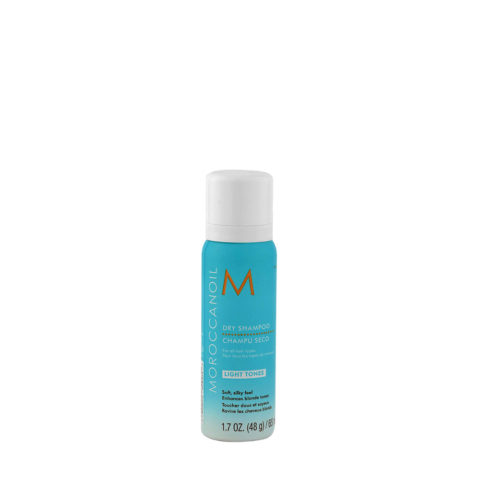 Moroccanoil Dry shampoo Light tones 65ml