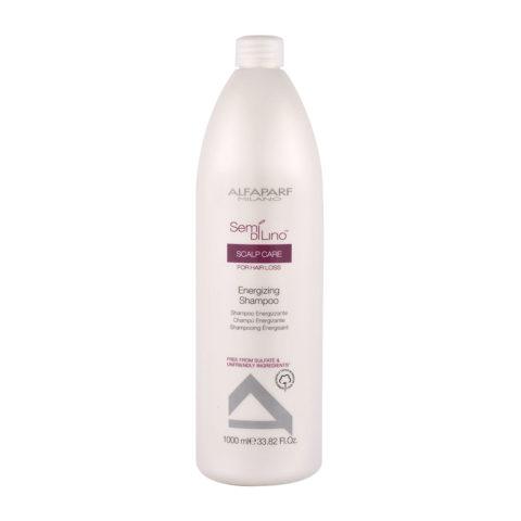 Alfaparf Semi Di Lino Scalp Care Energizing Shampoo 1000ml - Energizing Shampoo