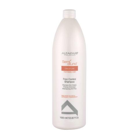 Alfaparf Semi Di Lino Discipline Frizz Control Shampoo 1000ml