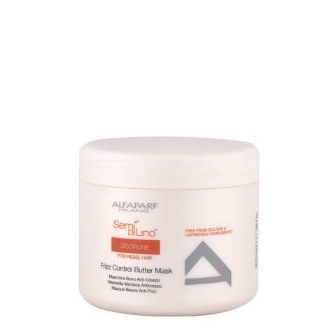 Alfaparf Semi Di Lino Discipline Frizz Control Butter Mask 500ml