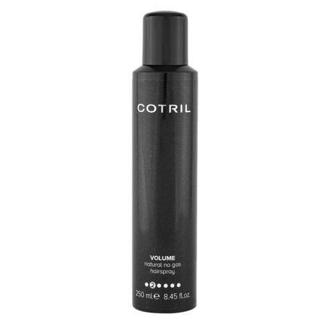 Cotril Creative Walk Styling Volume Natural no gas hairspray 250ml - light lacquer no gas