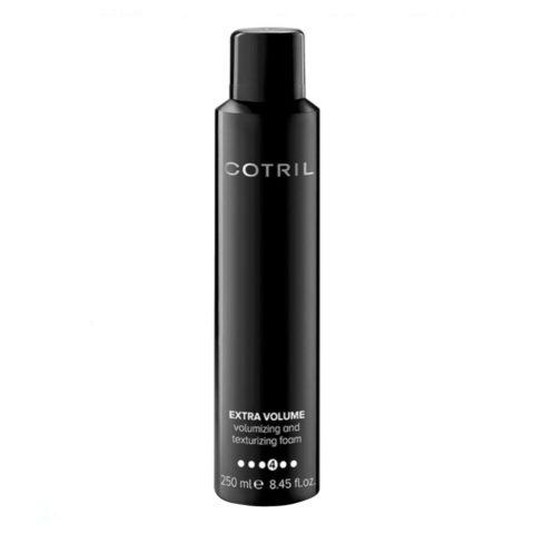 Cotril Creative Walk Extra Volume Volumizing and texturizing foam 250ml - volumizing mousse