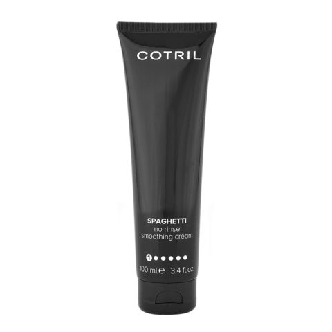 Cotril Creative Walk Spaghetti No rinse smoothing cream 100ml - perfect smooth cream