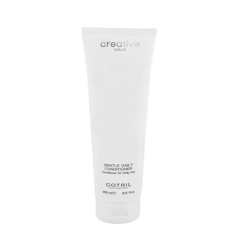 Cotril Creative Walk Gentle Daily Conditioner 250ml - conditioner for daily use