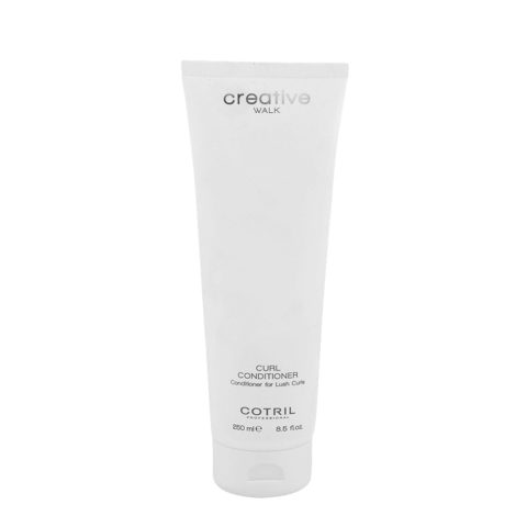 Cotril Creative Walk Curl Conditioner 250ml - balm for curls