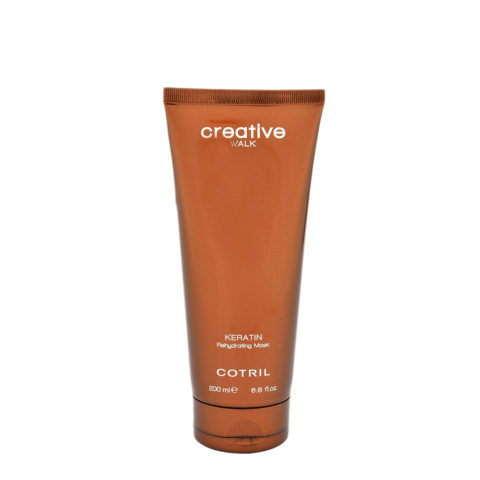 Cotril Creative Walk Keratin Rehydrating Mask 200ml - rehydrating mask