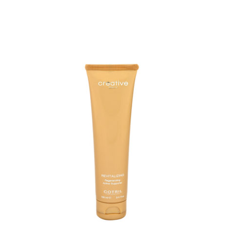 Cotril Creative Walk Revitalizing Regenerating Active Supporter 100ml - reconstructive booster for damaged hair