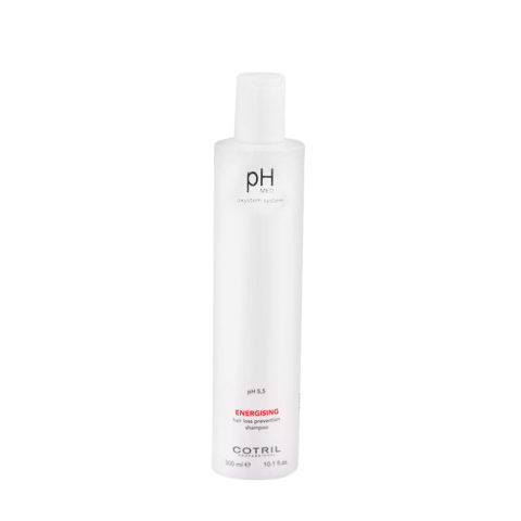Cotril pH Med Energising Hair Loss Prevention Shampoo 300ml - unisex fall arrester
