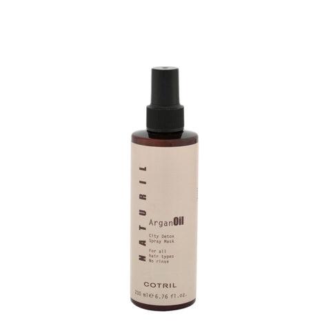 Cotril Naturil Argan Oil City Detox Spray Mask 200ml - anti pollution protective spray