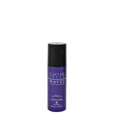 Alterna Caviar Style Waves Texture Sea Salt Spray 147ml - salt spray