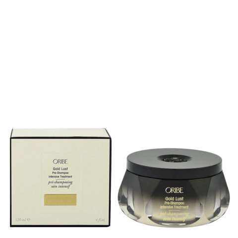 Oribe Gold Lust Pre-Shampoo Intensive Treatment 120ml - intensive treatment