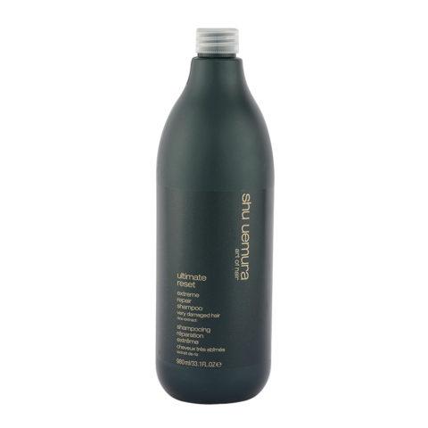 Shu Uemura Ultimate Reset Extreme Repair Shampoo 980ml