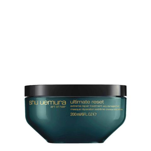Shu Uemura Ultimate reset Treatment 200ml - Restructuring Mask
