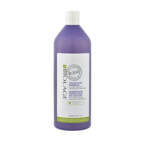 Biolage RAW Color Care Shampoo 1000ml