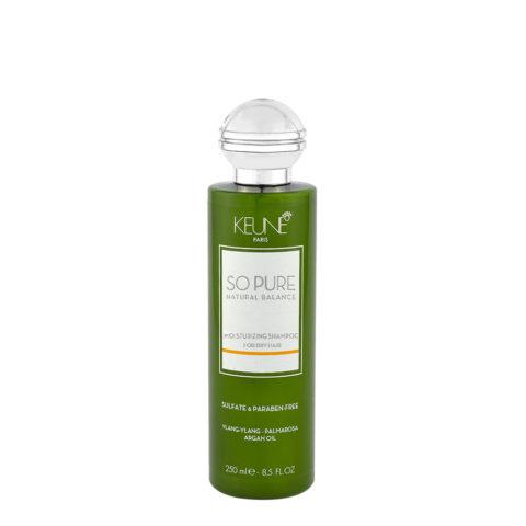 Keune So Pure Moisturizing Shampoo 250ml