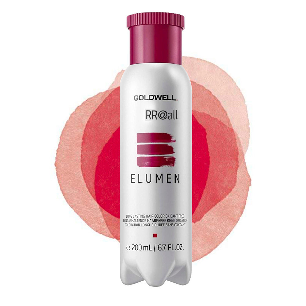 Goldwell Elumen Pure RR@ALL rosso 200ml - red